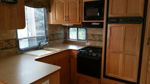 The Beloved Kitchen!